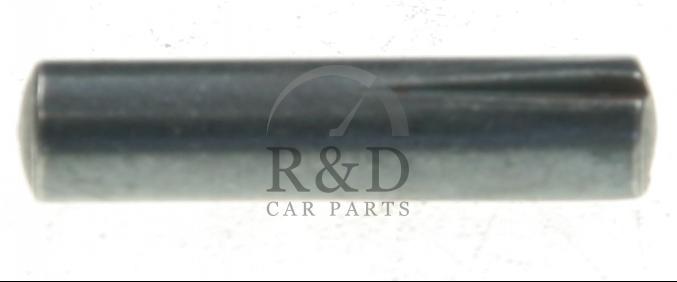 Borg/breekpen Cabrio 5MM zwart Saab 9-3V1, 5184106