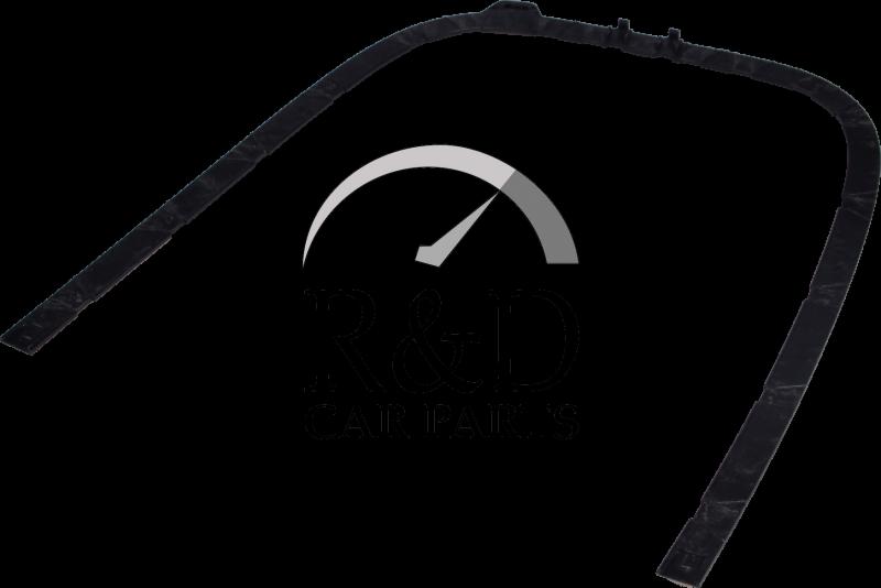 Frame Links Achterraam Saab 9-3SC, 12833684