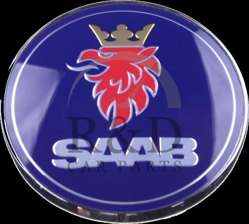 Embleem Achterklep Saab 9 3v1 Saab 4910907
