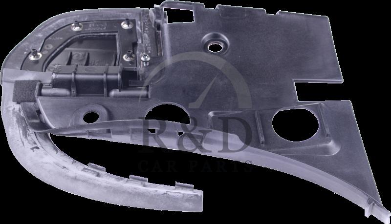 Afdekklepje Links, Lichtgrijs Saab 900ng/9-3v1, Cabrio, 4557112
