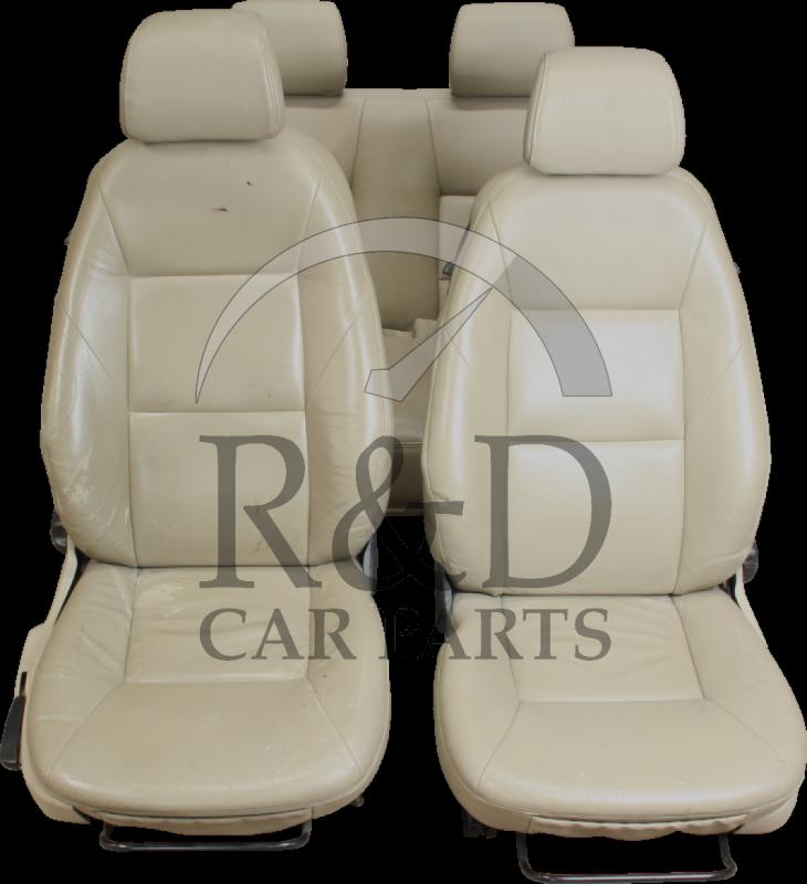 Compleet Leder Interieur Saab 9-3v1 Cabrio gebruikt, 4369302