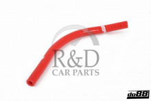 8939993, Saab, 900, Remmen, Remleidingen, Performance, Tuning, Slang, Vacuum, Rembekrachtiging, Silicone, Rood, Turbo